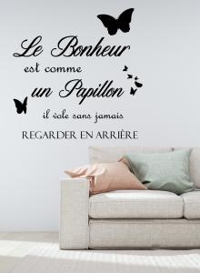 Stickers Le Bonheur